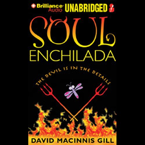 Soul Enchilada audiobook cover art