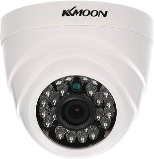 Sazoley 1080P AHD Dome CCTV AnalogCamera 3.6mm Lens 1/2.8'' CMOS 2.0MP IR-CUT 24pcs IR LEDS Night Vision for Home Securit...