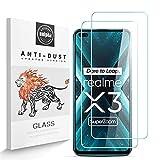 Zidwzidwei Protector de Pantalla para Realme X3 SuperZoom [2-Pack], Vidrio Templado de 9H Dureza, 2.5D Alta Definicion Sin Burbujas, Alta Sensibilidad, Realme X3 SuperZoom Protector de Pantalla