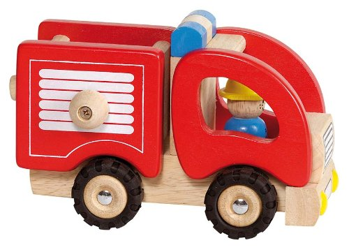 Goki - 2041272 - Figurine Transport Et Circulation - Service D'incendie