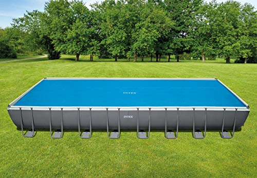 Intex Solarplane für rechteckige Pools 960 x 466 cm bunt