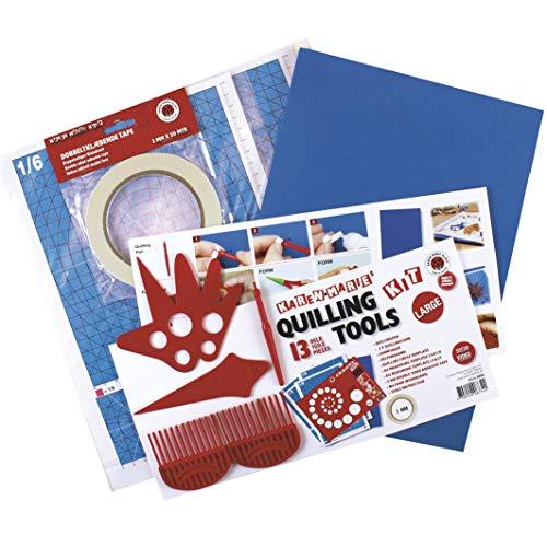 Großes Karen-Marie Quilling-Werkzeug-Starter-Set