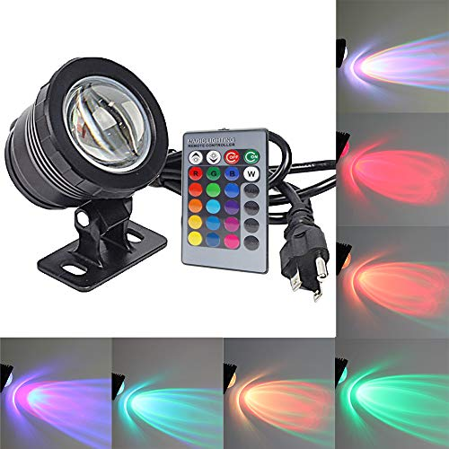 GOESWELL Submersible Pond Lights...