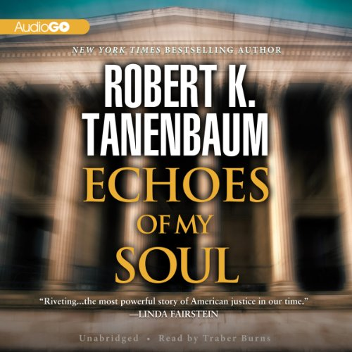 Echoes of My Soul audiobook cover art