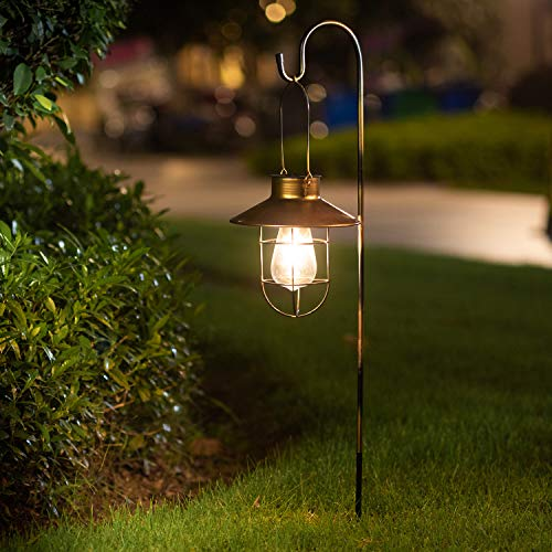 12 Best Solar Powered Outdoor Hanging LED Lights Reviews 10