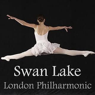 white swan pas de deux