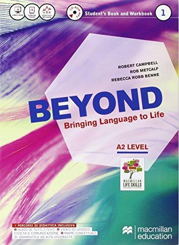 Beyond. Vol. A2. Per le Scuole superior. Con CD Audio formato MP3. Con e-book. Con espansione online [Lingua inglese]
