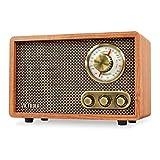 Victrola Radio AM/FM Classique avec Tuner Analogique