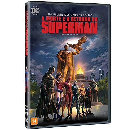 A Morte e o Retorno de Superman [DVD], Sony