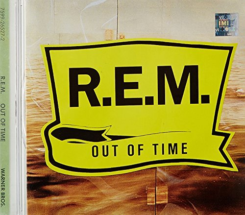Out of Time by R.E.M. (1990-08-02)
