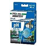 JBL ProAquaTest - Kit de Prueba de Agua para acuarios de Agua Dulce (pH 6.0-7.6)