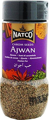 Natco Ajwain Seeds(Jar) 100g
