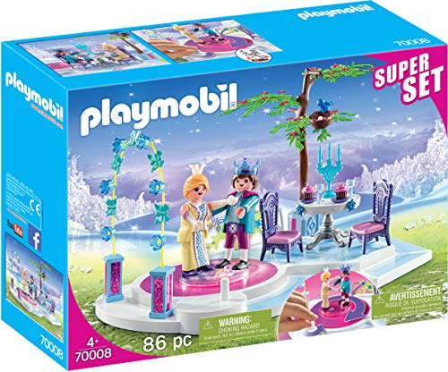PLAYMOBIL PLAYMOBIL-70008 Super Set Baile Real, Multicolor (