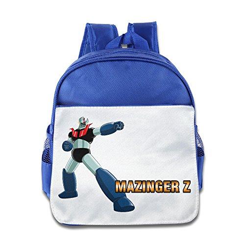 Mazinger Z Japonés Super Robot Manga Niño Clásico Lonchera Bolsa Escolar