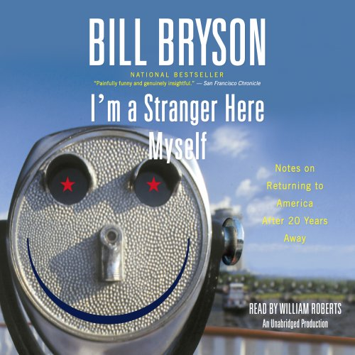 I'm a Stranger Here Myself audiobook cover art