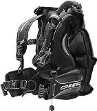 Cressi Patrol -Tarierjacket der EXTRAKLASSE- Professionnels Model mit Blase auf