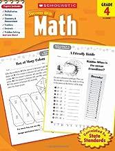 Scholastic Success with Math, Grade 4 (Scholastic Success with Workbooks: Math)