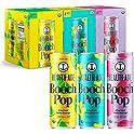 12-pack Health-Ade Booch Pop Organic Soda (12 fl. oz. Cans)