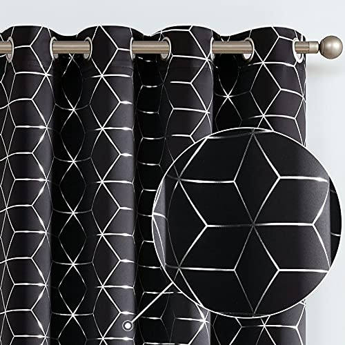 Vangao Blackout Curtains for Bedroo…
