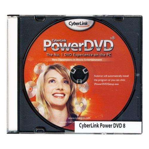 Cyberlink Power DVD 8.0 OEM, 2 Channel