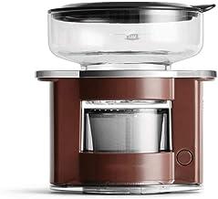 Filterkoffiemachine Giettechnologie voor een vollere smaak, glas, glas, 1,2-liter, herbruikbaar, wasbaar filterndash; brui...