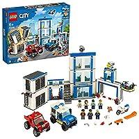 LEGO 60246 - Polizeistation, City, Bauset