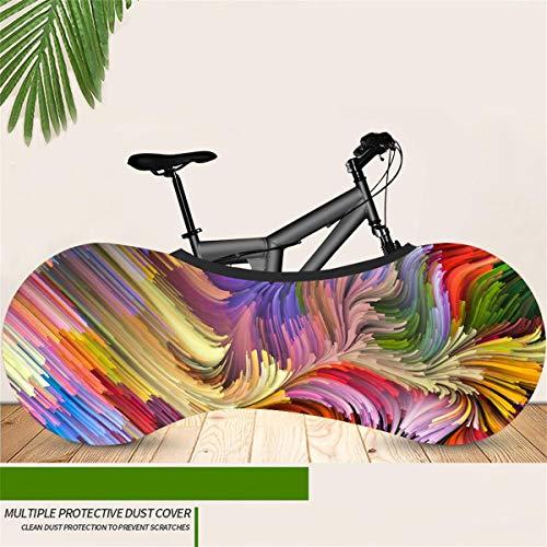 Chooee Funda Bicicleta para Interior, Cubierta Bici de Carretera MTB,CST1
