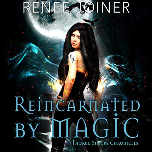 Reincarnated by Magic cover art