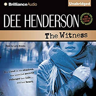 The Witness                   By:                                                                                                                                 Dee Henderson                               Narrated by:                                                                                                                                 Lynn Brooks                      Length: 10 hrs and 59 mins     514 ratings     Overall 4.3