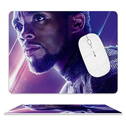 Black Panther Large Gaming Mouse Pad Desk Mat Protector Non- Slip Extended Smooth Mouse Mat