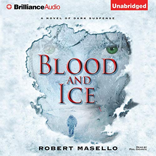 Blood and Ice audiobook cover art