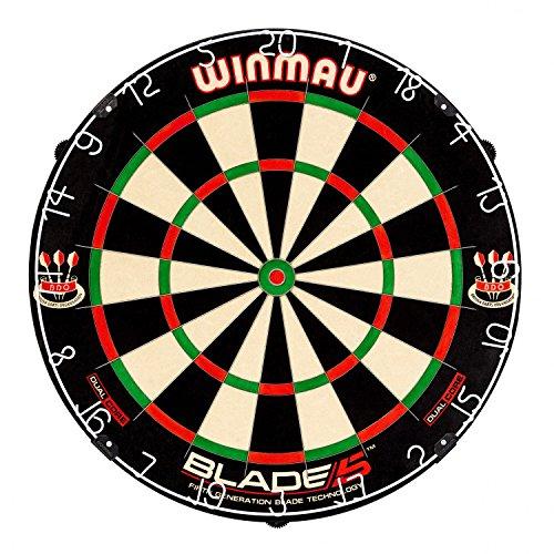 "Dartboard WINMAU Original \""Blade 5 - DUAL CORE\"""