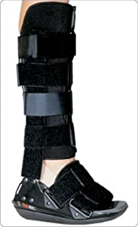 Bledsoe Achilles Boot, Air Ankle/Heel Pad Large