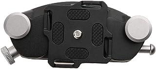volflashy カメラホルダー カメラ ウエスト ベルト ストラップ バックル ボタン クリップ メタル クイック リリース DSLR デジタル カメラ用