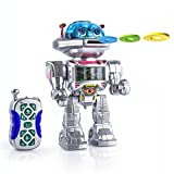 SPIRE-TECH ST-501 Fighting and Sprechende Intelligente Roboter-Frisbee Shooting Remote Control