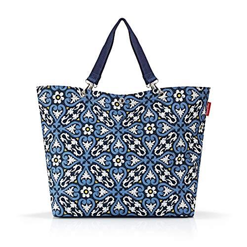 Reisenthel Unisex shopper XL Einkaufstasche, blau, 35 Liter