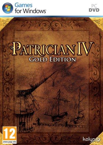 Patrician IV - Gold Edition (PC DVD) [Importación Inglesa]