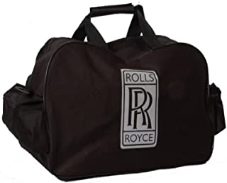 Rolls Royceロゴバッグユニセックスレジャー通学レジャーショルダーバックパック