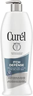 Curel Itch Defense Calming Body Lotion for Dry, Itchy Skin, 20 Fl Oz