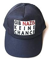 Basecap Motiv Gib Nazis keine Chance von Bad Taste