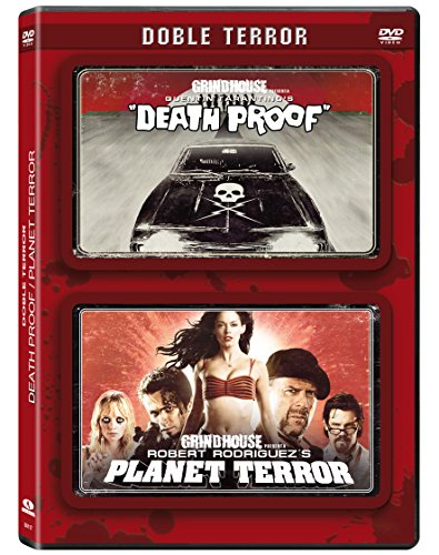Pack Grindhouse: Death Proof +...