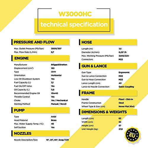 WASPPER W3000HC