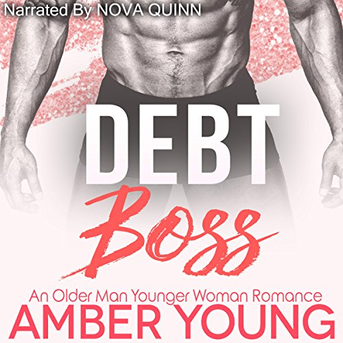 Debt Boss audiobook cover art