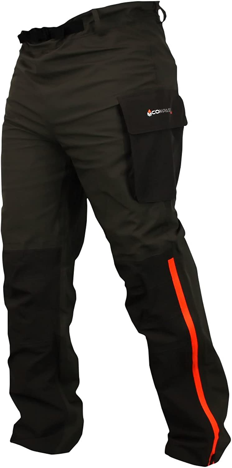 Compass sg33160–8485-md Storm Guide Pant, Stone & Taupe, MD