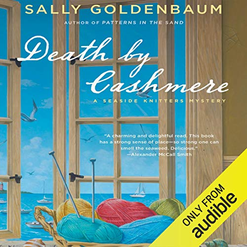 Death by Cashmere cover art