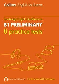 comprar comparacion COLLINS PRACTICE TESTS B1 PET PRELIMINARY (Collins Cambridge English)