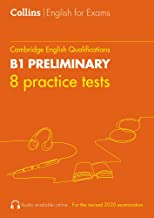 Practice Tests for B1 Preliminary: PET (Collins Cambridge English)