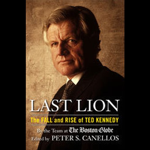 Last Lion audiobook cover art