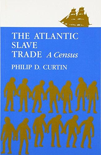 Atlantic Slave Trade: A Census
