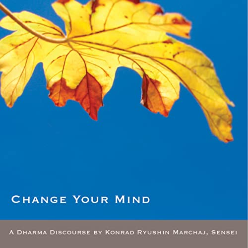 Change Your Mind audiobook cover art